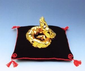The prestigious Golden Turd™