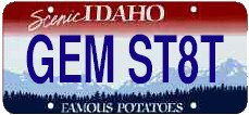 Gem potatoes - Idaho here I come