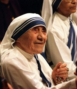 Mother Teresa didn't even have dial-up - Nightmare