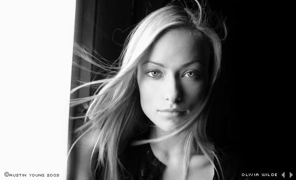 olivia wilde house kiss. Olivia Wilde (25) – There are