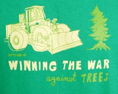 winning the war against trees