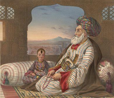 Treaty between Ameer Dost Muhammad Khan and British India, 1855